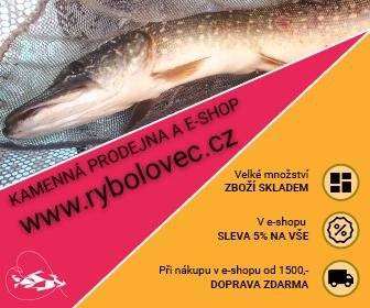 Rybářský e-shop Rybolovec.cz